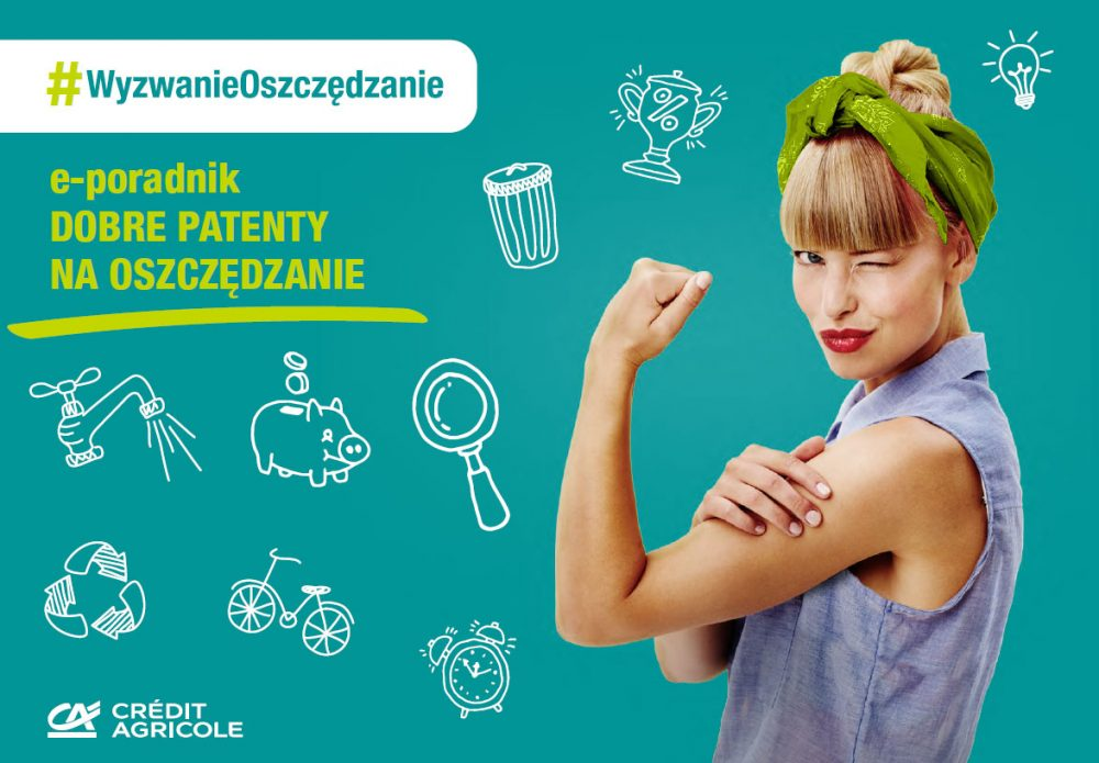 Credit Agricole Wyzwanie Oszczędzanie facebook10