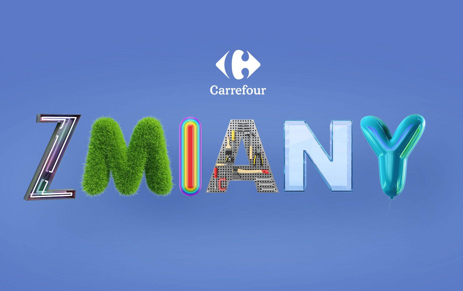 Carrefour Polska header