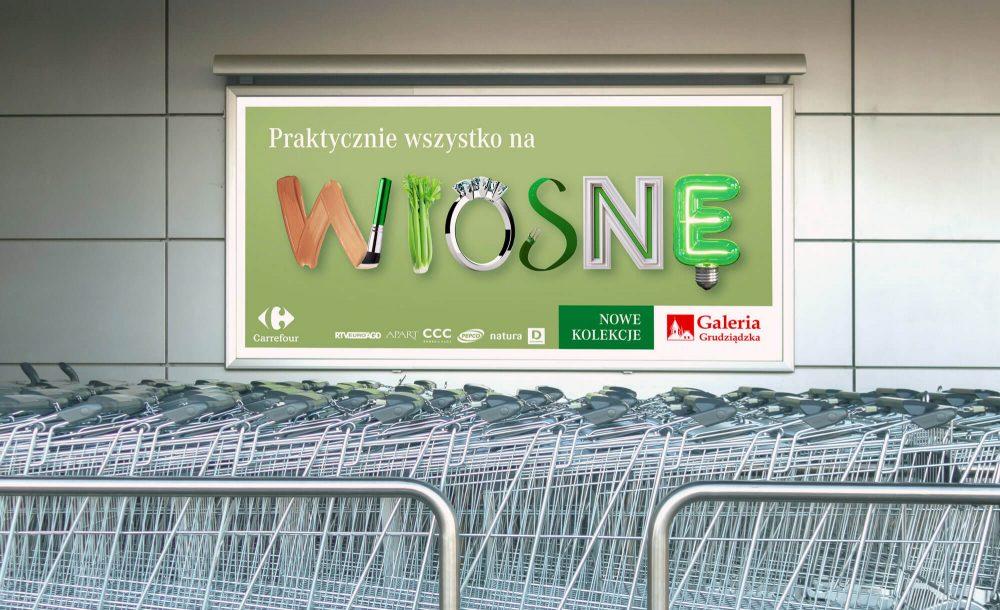 Carrefour Polska projekt 1